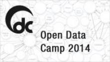 Open Data Camp Logo